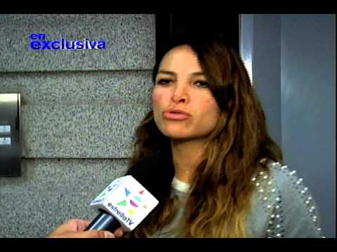 Fabiola Campomanes, ¡Le gustan los tríos y el mariachi también!