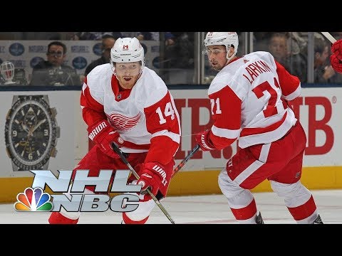 Video: NHL Trade Deadline 2019: Red Wings may part with upcoming free agents | NHL | NBC Sports