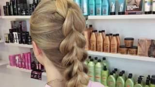 Faux Braid - Tutorial