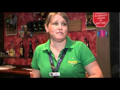 Busy Licensed Club uses Vectron POS to help manage all aspec