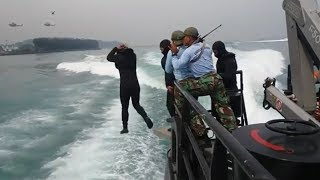 Video KOPASKA Dilepas Tengah Laut Tanpa Oksigen Renang Ke Pinggir Pantai MP3, 3GP, MP4, WEBM, AVI, FLV Oktober 2017