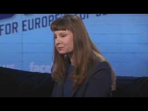 Βιολέτα Τόμιτς:«Δεν είμαι insider των Βρυξελλών»