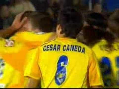 Gol de Pablo Hernández Cádiz - Real Madrid Castilla