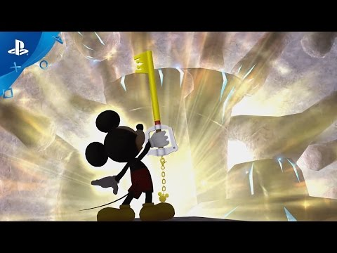 KINGDOM HEARTS HD 1.5 + 2.5 Remix - Fight the Darkness Trailer | PS4
