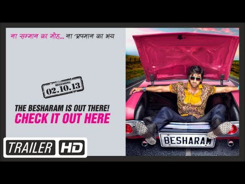 Besharam - Trailer Analysis - Ranbir Kapoor and Pallavi sharda