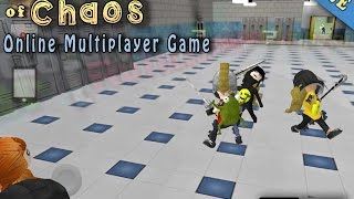School of Chaos Online MMORPG YouTube video