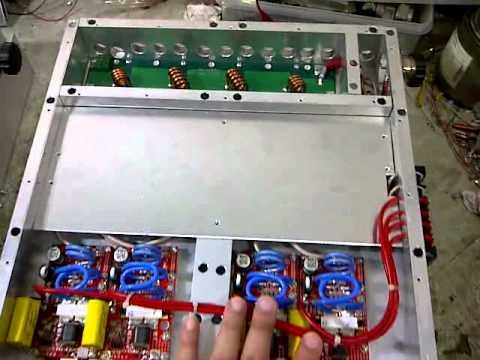 5000 Watt FM Amplifier Module FMP5KW  =  2 x FMP3KW