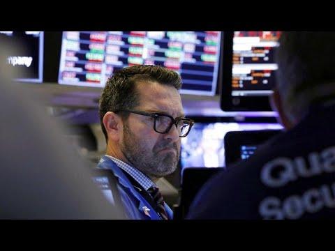 «Εβδομάδα των παθών» για την Wall Street