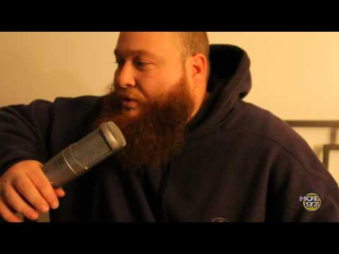 Action Bronson on Real Late with Peter Rosenberg