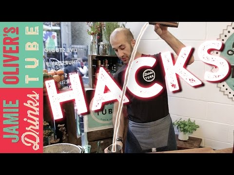 Cocktail Hacks - five awesome tricks to impress at a party!
