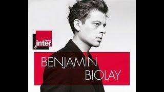 Video Benjamin Biolay_Live Intégral_France Inter (07/06/2017) MP3, 3GP, MP4, WEBM, AVI, FLV September 2017