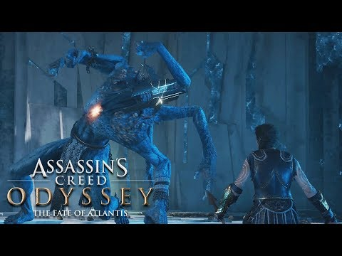 Assassin's Creed Odyssey THE FATE OF ATLANTIS Episode 3 Final Boss