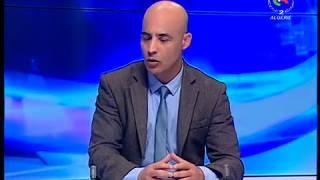 L'invité du19H:Abdelkader Soufi Docteur et chercheur dans les questions stratégiques et sécuritaires