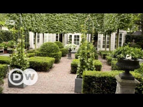 Geheime Gärten in Amsterdam | DW Deutsch