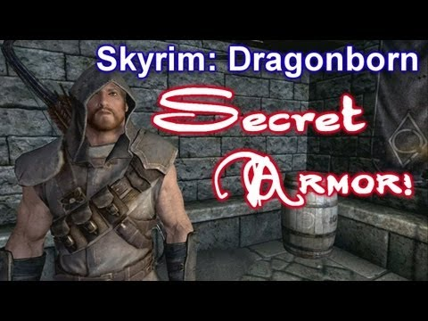 dragonborn - Welcome to another unique armor showcase. In today's video, I show you the elusive