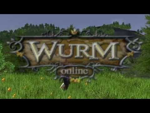 Wurm Online Official Trailer 2014
