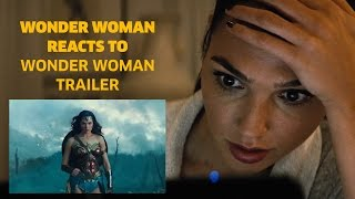 Video Wonder Woman reacts to Wonder Woman Trailer MP3, 3GP, MP4, WEBM, AVI, FLV Oktober 2017