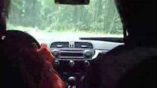 Fiat 500 Sport - Ina Delta Rally 2008 - Seb&Piquet - Sljeme