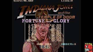 Indiana Jones and the Temple of Doom: Medium [indytemp] (Arcade Emulated / M.A.M.E.) by ILLSeaBass