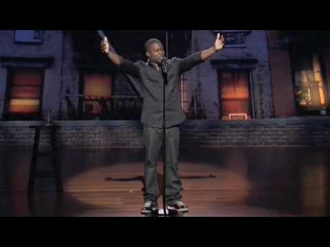 "KEVIN HART ""Fight Moves"""