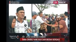 Video Tangisan & Doa Sahabat Iringi Pemakaman Tiara, Korban Pembunuhan 1 Keluarga - Special Report 14/02 MP3, 3GP, MP4, WEBM, AVI, FLV Februari 2018