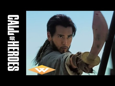 Call of Heroes Fight Scene on Jars (Action Movie 2016) - Well Go USA