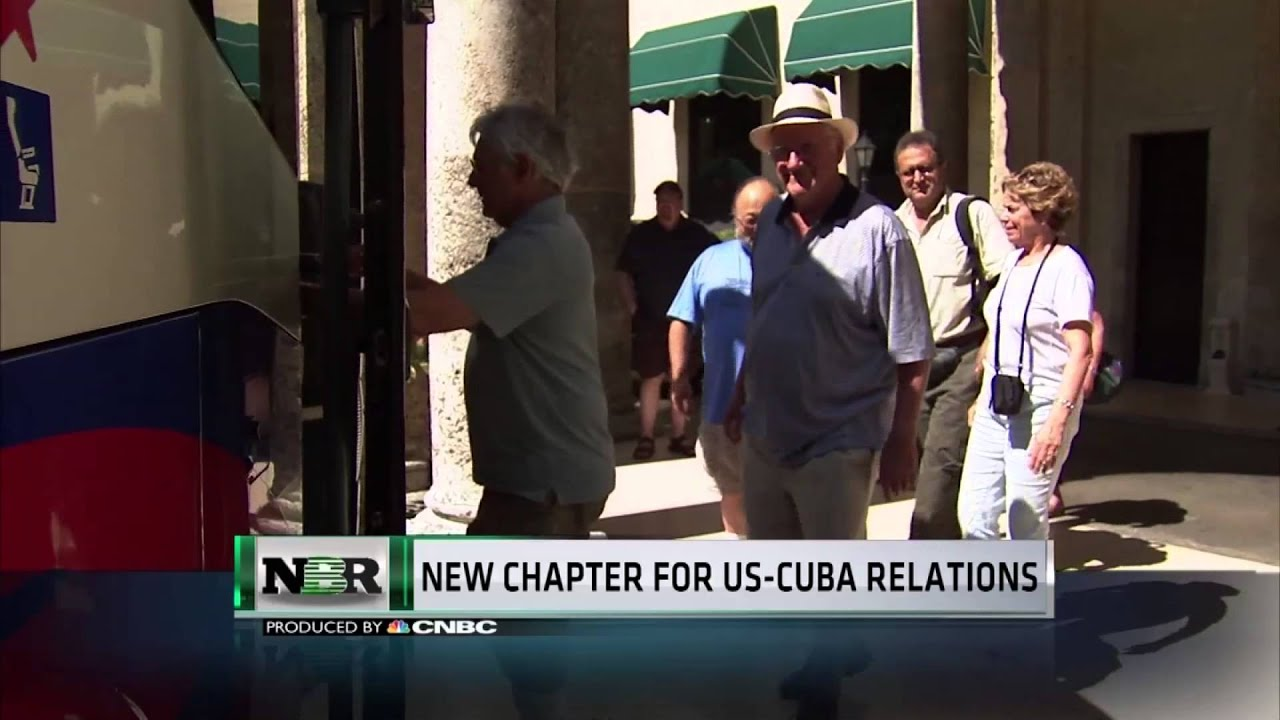 Nightly Business Report: New chapter for U.S.-Cuba relations