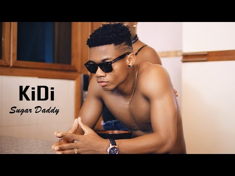 Kidi – sugar daddy (ft Mr Eazi) [video]