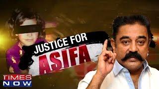 Video Kathua Rape Case: Kamal Haasan Will Fight For Asifa MP3, 3GP, MP4, WEBM, AVI, FLV April 2018