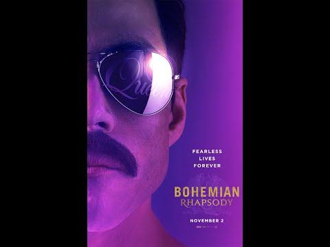 Rami Malek rocks it as Freddie Mercury in firstBohemian Rhapsody trailer