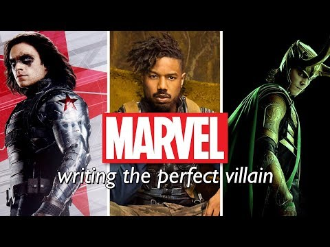 Marvel: Writing the Perfect Villain