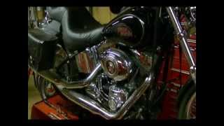 10. Motorcycle Repair: How to Change the Transmission Oil Fluid on a 2009 Harley Davidson Softail Custom