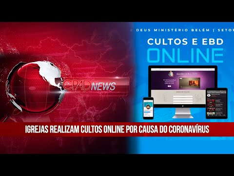 Boletim Semanal de Notícias - CPAD News 168
