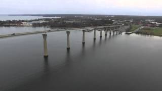 Solomons (MD) United States  city photo : Drone over Solomons Island, MD