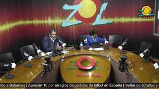 Angel Acosta y Consuelo Despradel comentan principales temas del día 19-2-2018
