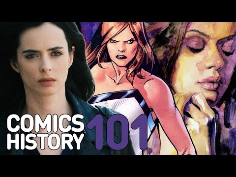 jessica - Marvel's Jessica Jones is getting her own TV series on Netflix, based on the popular Brian Michael Bendis comic Alias. But who exactly is Jessica Jones? It's...