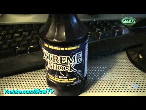 Bodybuilding Supplement Review : Extreme Shock