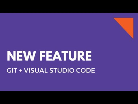 If you use GIT and VS Code... WATCH THIS!