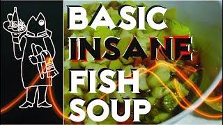 Simple Rockfish Soup
