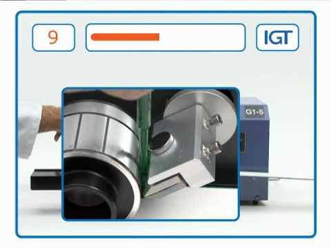 IGT Gravure Proofer G1-5.flv (видео)