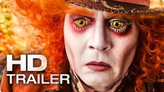 Nonton Alice In Wonderland 2  Through The Looking Glass Trailer  2016  Film Subtitle Indonesia Streaming Movie Download