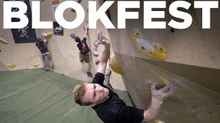 Tom and Joe Vs. Londons biggest competition    BLOKFEST by Bouldering Bobat