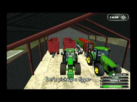 Farming Simulator 2011 Experience