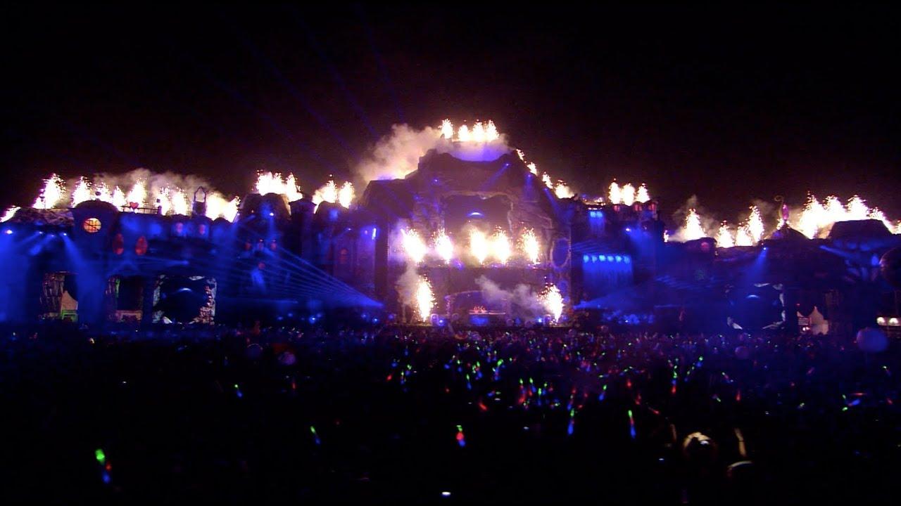 Dimitri Vegas & Like Mike - Live @ Tomorrowland 2013