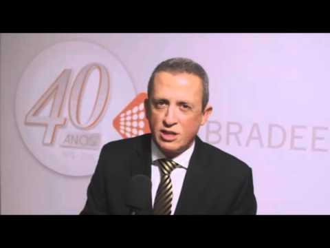 Abradee 40 Anos - Marco Antônio Videla de Abreu   Diretor Presidente CPFL Leste Paulista