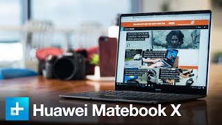 Huawei's first PC launched into the U.S. market, the Matebook, was a disappointed Surface competitor. The company has not given up, however. Its Matebook X i...