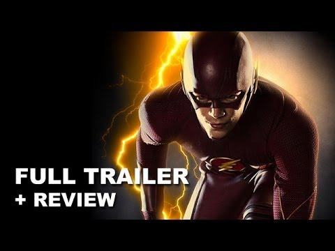 The CW - The CW debuts the trailer for its new 2014 TV show The Flash! Watch the trailer today plus get a trailer review! http://bit.ly/subscribeTATI Arrow is so popu...