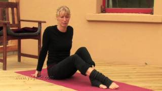 Yoga, Cooling Down with Esther Ekhart