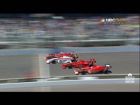 il finale più incredibile della storia dell'automobilismo!