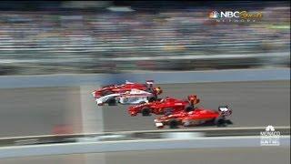 Mejor final de carrera Indy